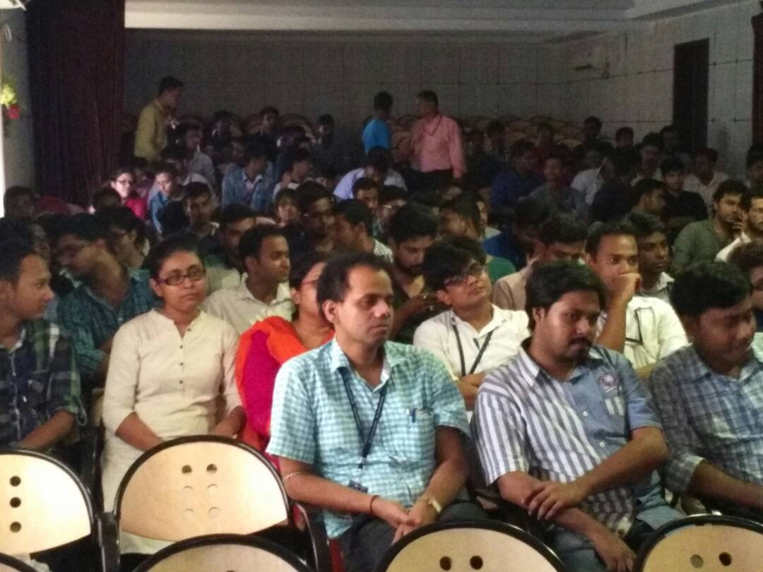 INVENT OUTREACH programme at GMIT, Baruipur