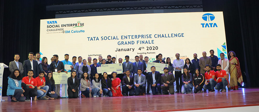 8th edition of Tata Social Enterprise Challenge draws curtains in style