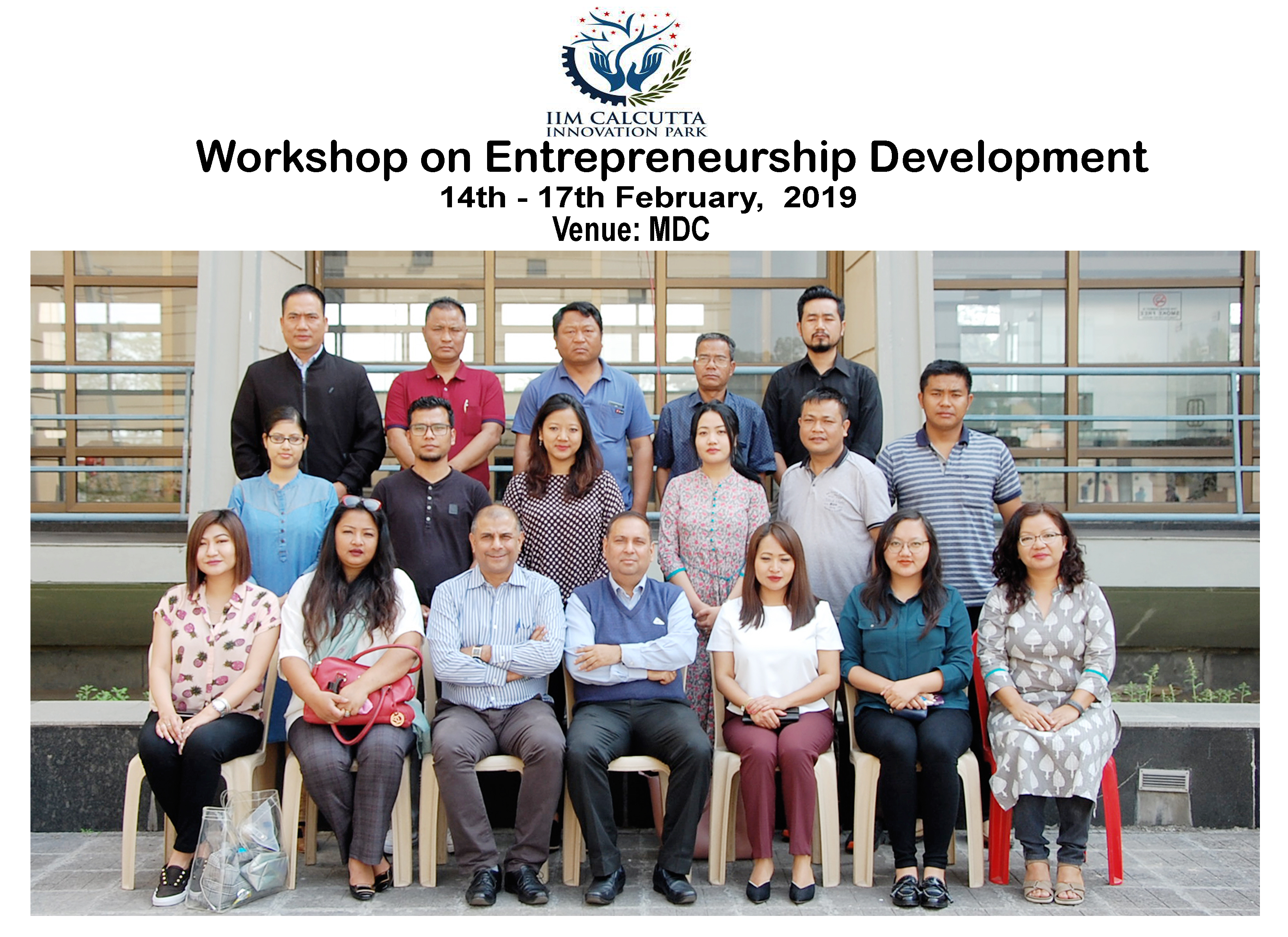Training of Trainers on Entrepreneurship Development